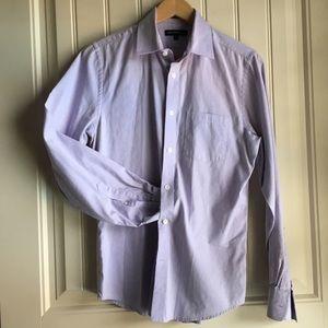 Express Shirts - Express Lavender purple dress shirt - Tailored fit